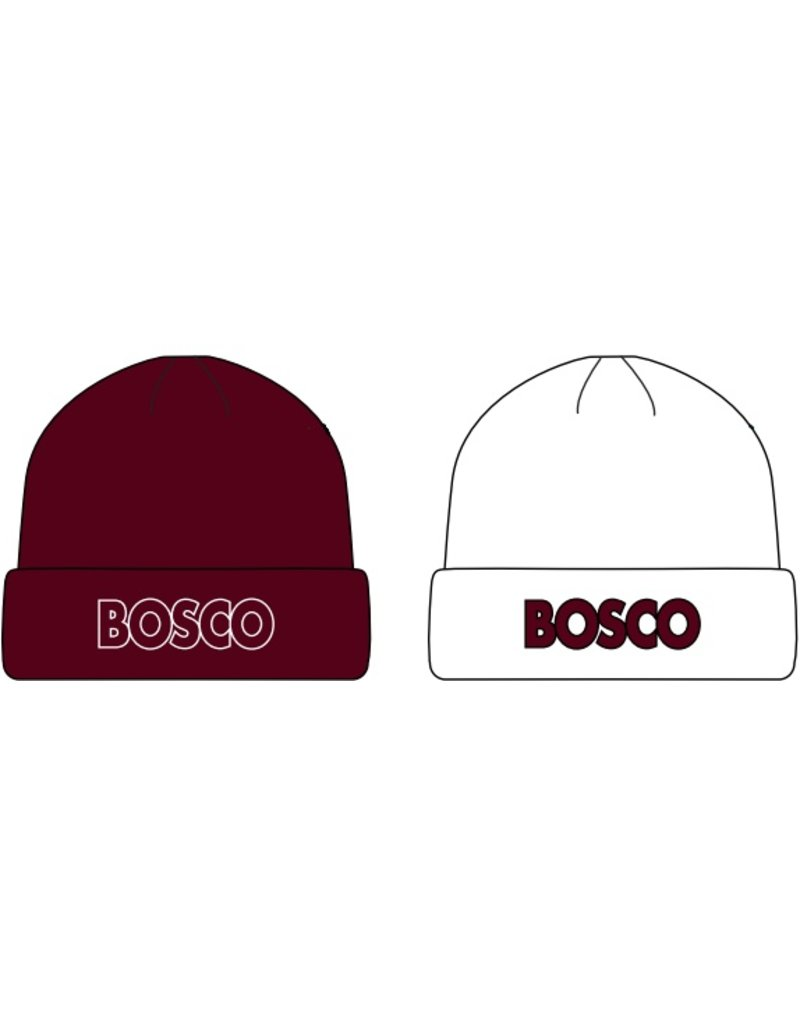 Pukka Pukka hat with BOSCO embroidered on front