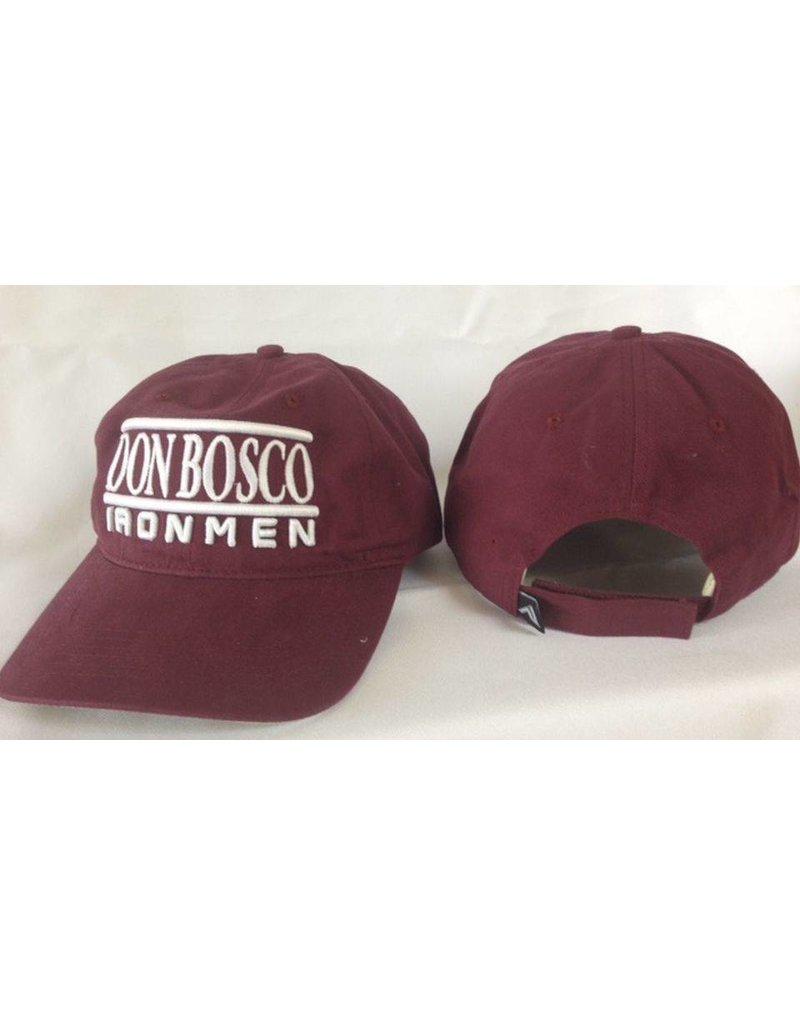 Pacific Headwear DON BOSCO PREP IRONMEN adjustable hat
