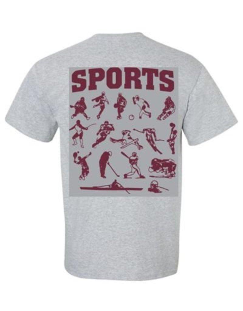 Gildan Gym Shirt