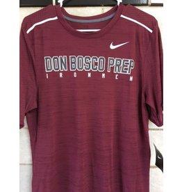 Nike Ironmen Short Sleeve Player Slant T Shirt