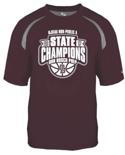 Badger BasketballStateChampTShirts