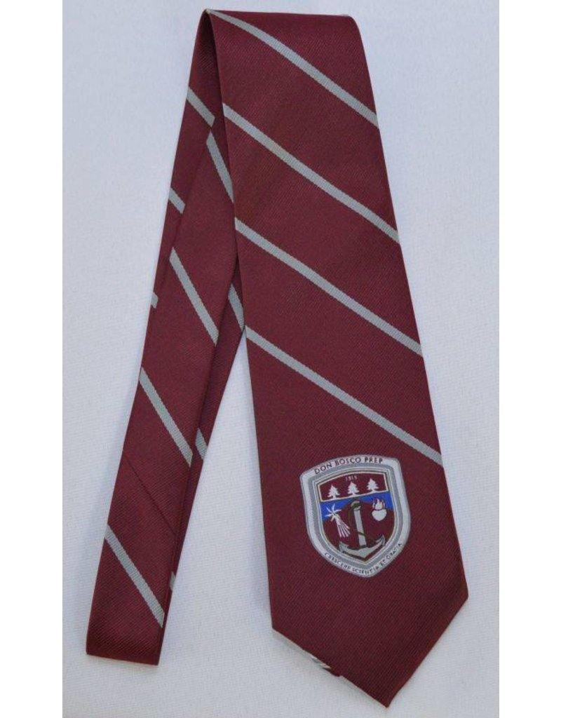 Corporate Textiles Don Bosco Prep School Tie