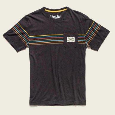 Grey w/ Hemisphere Stripe