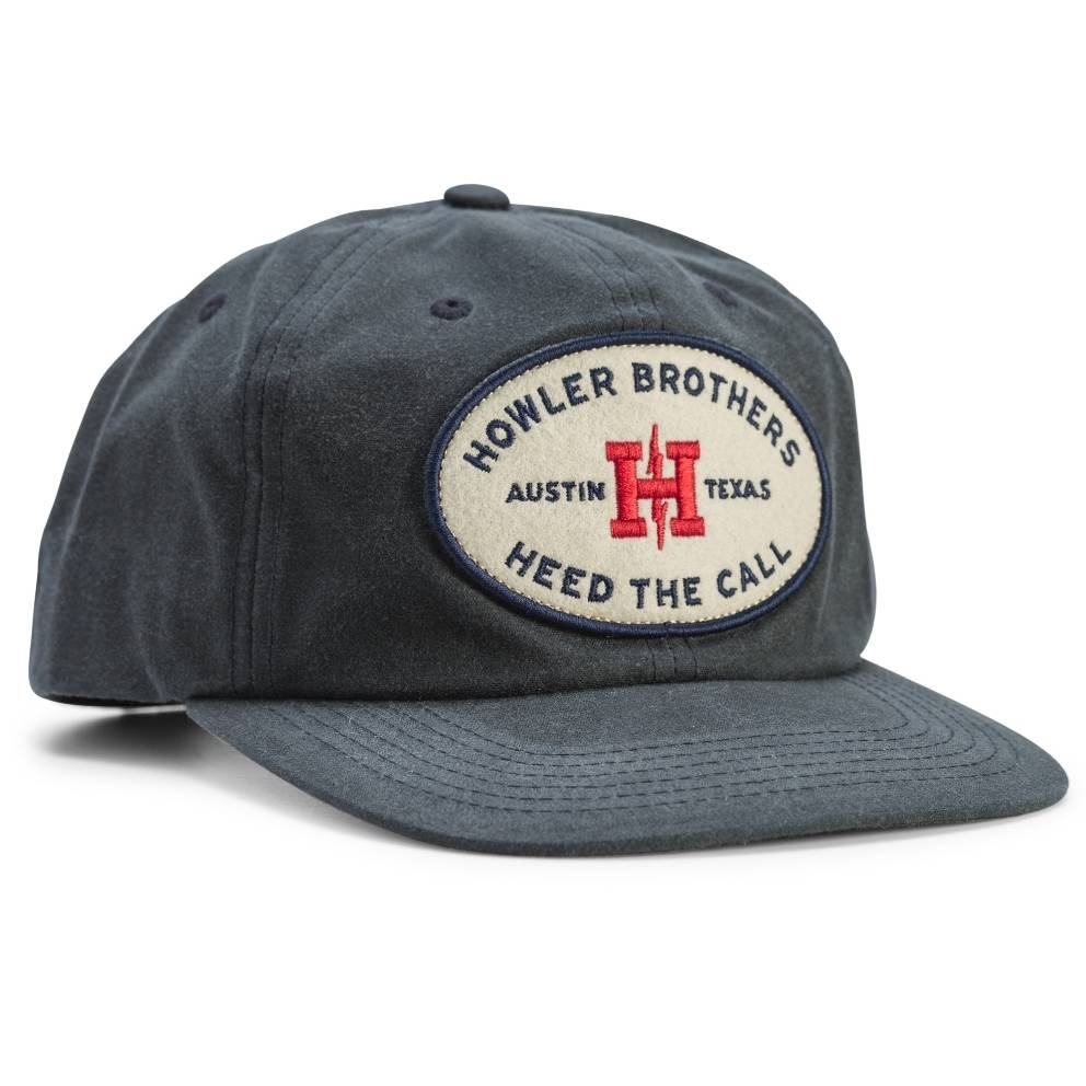 Howler Brothers Howler Oval Snapback