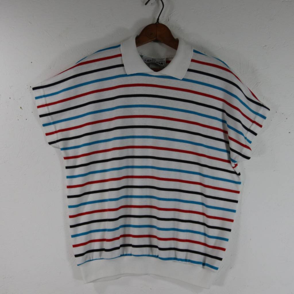 Catalina Stripped Pull Over Polo M