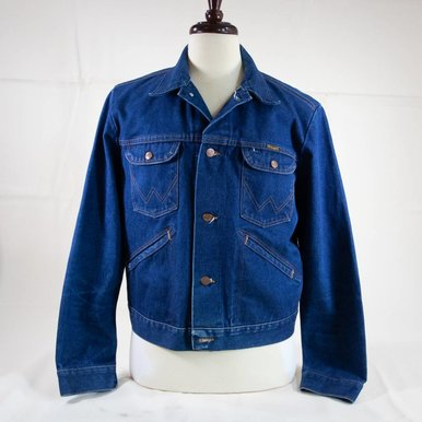 Wrangler Denim Jacket 14 oz