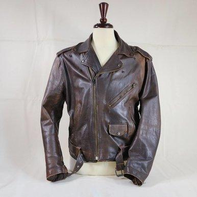UBM Byron Leather Jacket