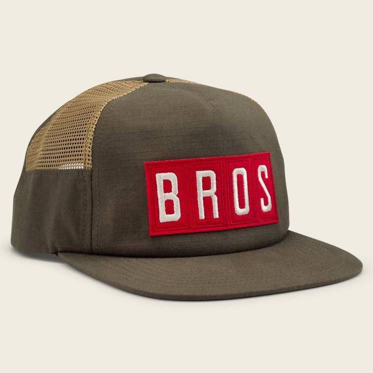 Howler Brothers HB Scout Snapback Hat -Bros