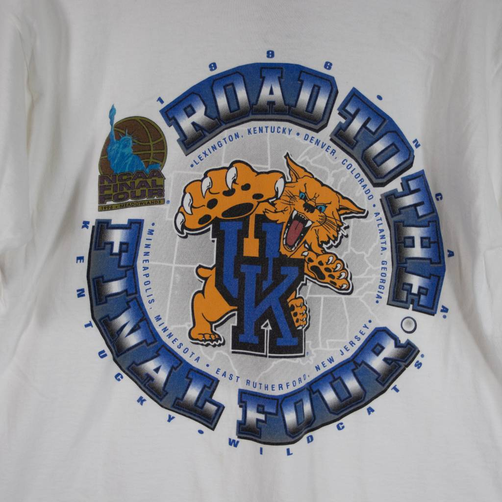 UK Road to Final Four '96