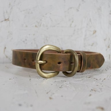 Camouflage Canine Collar