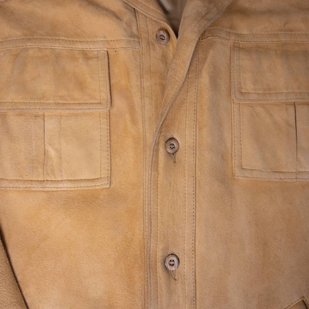 Bert Paley Ltd. Suede Jacket