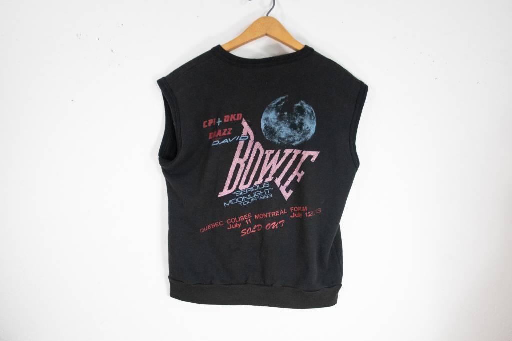 "David Bowie ""Serious Moonlight"" Promoter Vest"