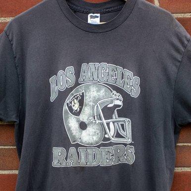 Los Angeles Raiders Shirt 1980s