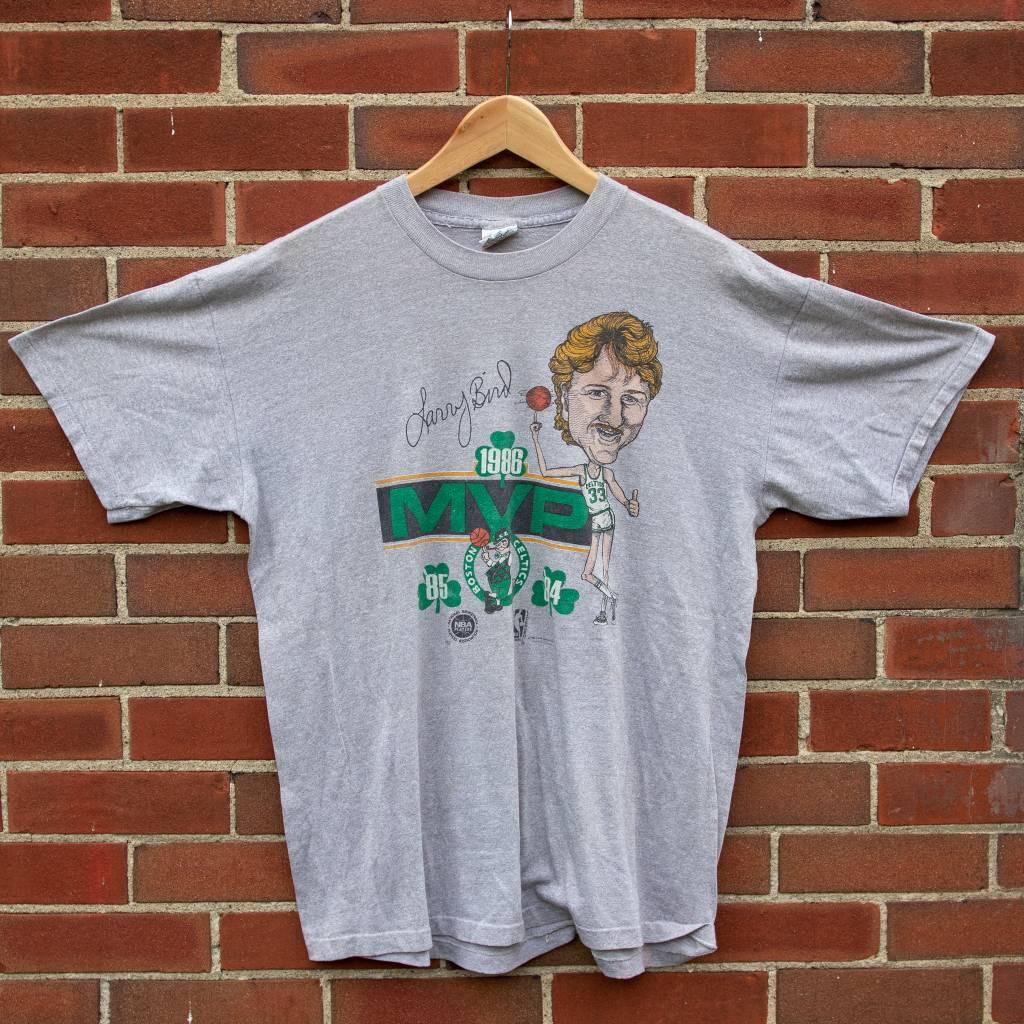 Larry Bird Celtics Shirt