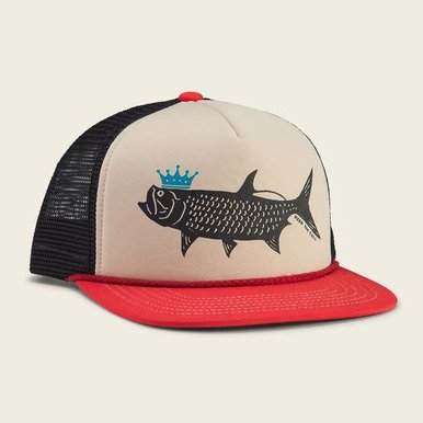 El Rey Snapback Black/Red