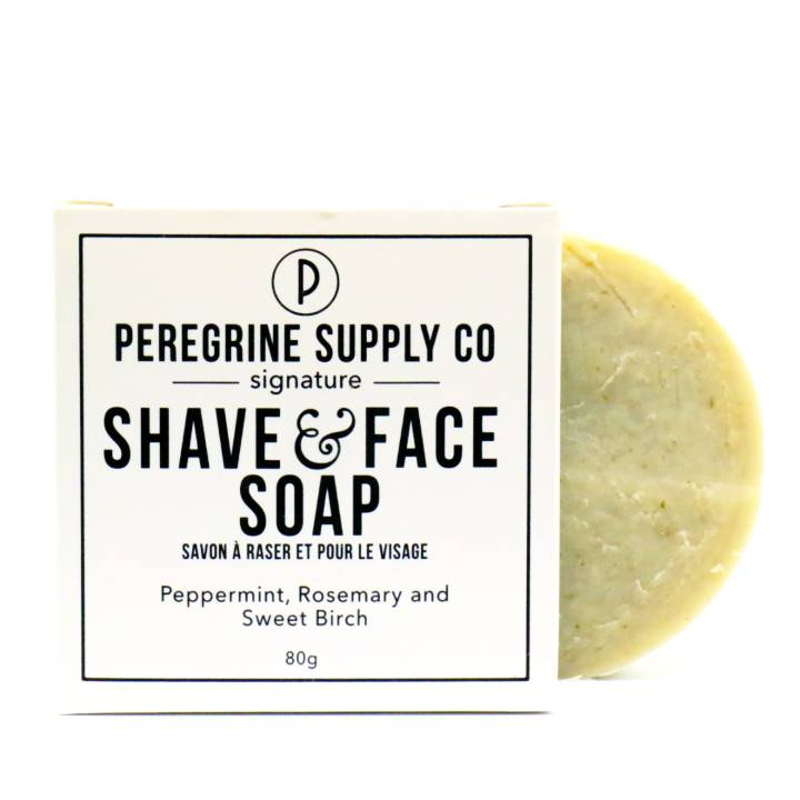 Peregrine Supply Co Shave and Face Soap