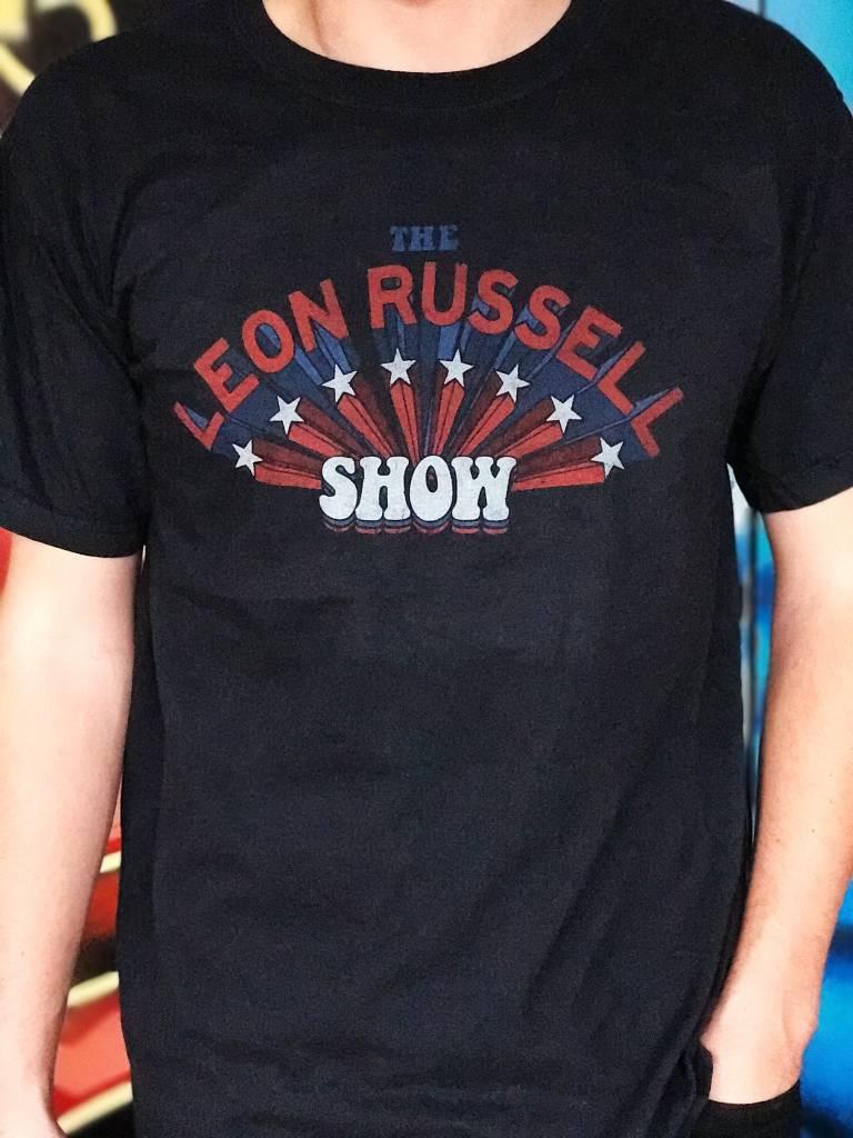Ida Red Leon Russell Show Tshirt
