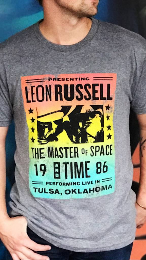 Ida Red Leon Russell Flyer Tshirt