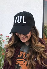 Ida Red TUL Hat, Black