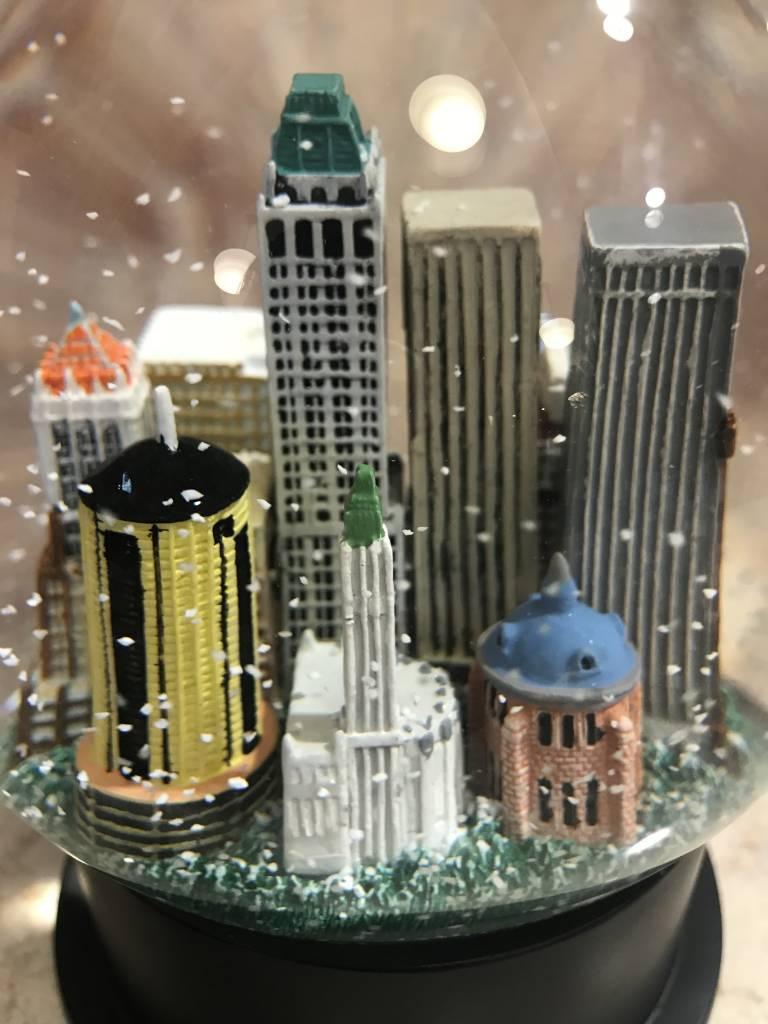 Souvenir Tulsa Snow Globe