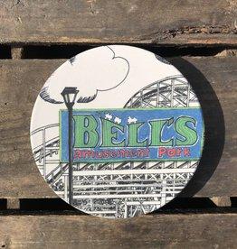 Souvenir Bell's Amusement Park Coaster