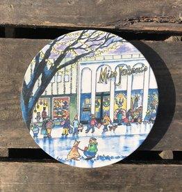 Souvenir Miss Jacksons Holiday Coaster