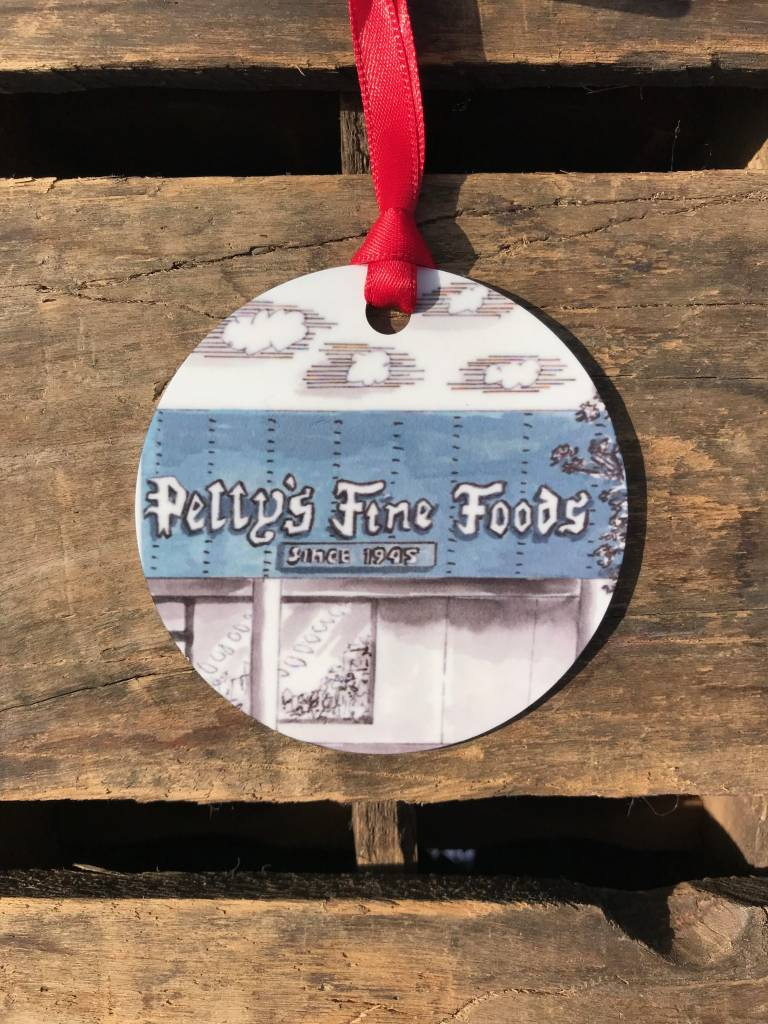 Christmas / Holiday Petty's Fine Foods Ornament