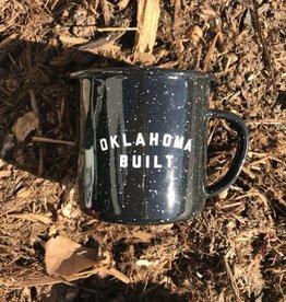 Souvenirs Oklahoma Built Camper Mug
