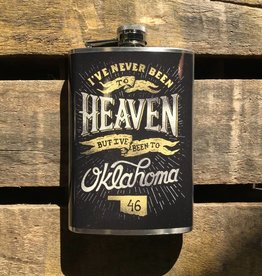 Souvenir Heaven Flask