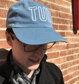 Ida Red TUL Hat, Light Blue