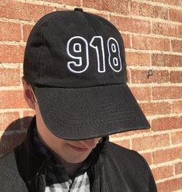 Ida Red 918 Hat, Black