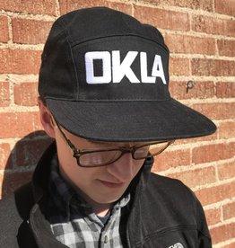 OKLA Hat, Black