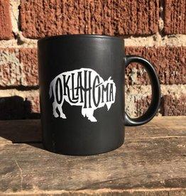 Bison Mug - Matte Black