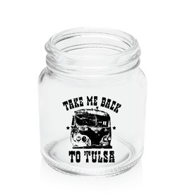 Ida Red Take Me Back To Tulsa Mini Mason Shot Glass
