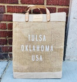 Ida Red Tulsa City Market Bag