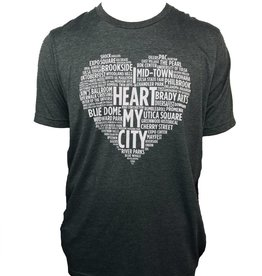 Ida Red I Heart My City Tshirt