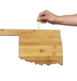 Ida Red Oklahoma Cutting Board