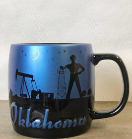 OK Night Sky Mug