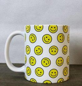 Smiles Allover Mug