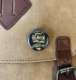 "Ida Red Heaven 1.25"" Button"