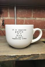 Bra/Pants - Ceramic Mug