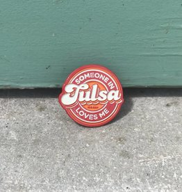 Ida Red Someone In Tulsa Pin