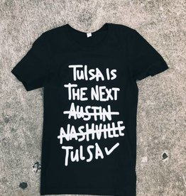 Ida Red Tulsa Is The Next Tulsa Tshirt