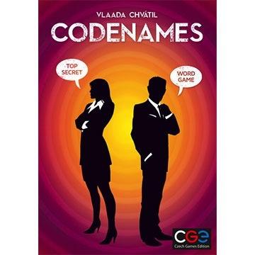 Code Names - Top Secret Word Game