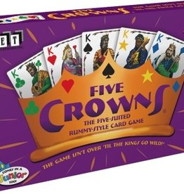 The Five Suited Card Game