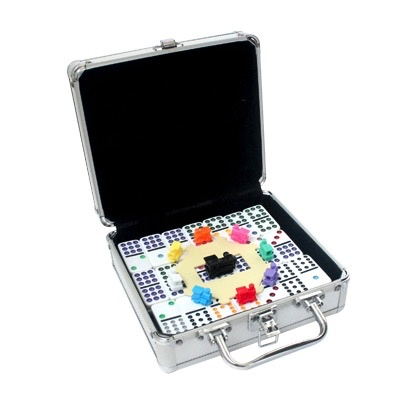 Mexican Train Domino Set Double 12