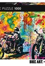 Motorcycle Bike Art 1000pc Puzzle
