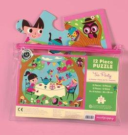 Tea Party 12pc Pouch Puzzle