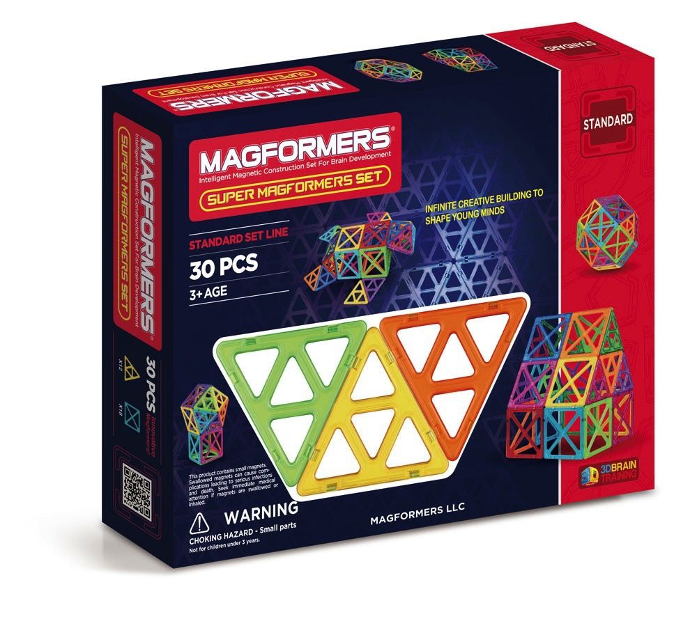 Super Magformers 30pc Set