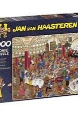 Jan van Haasteren The Wedding 1000pc Puzzle